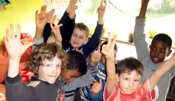Mooswaldschule Faustlos
