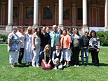 Gruppenbild Abschluss Betreuungskraft Demenzkranker