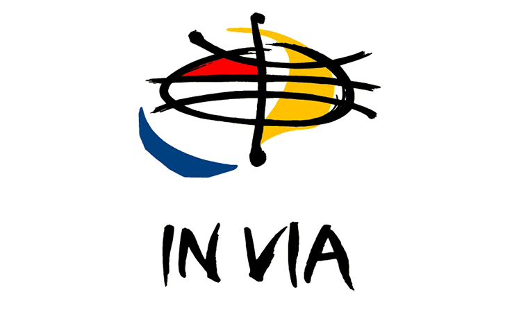 IN VIA Logo
